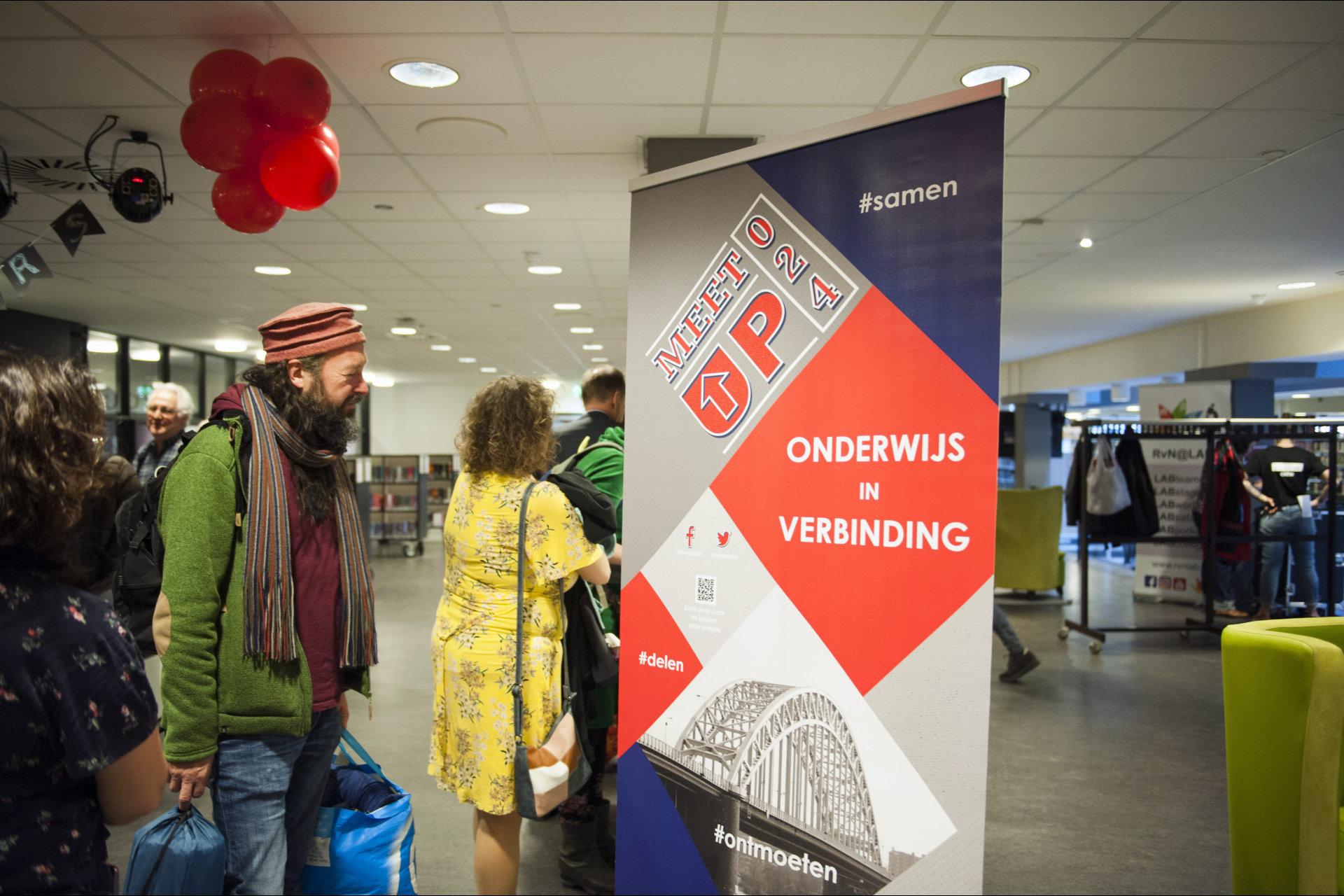 EduHackathonNL Bibliotheek Nijmegen vrij 22 maart | Foto's © Henk Beenen